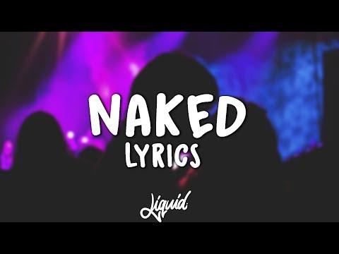 James Arthur - Naked (Lyrics/Lyric Video) (Remix)