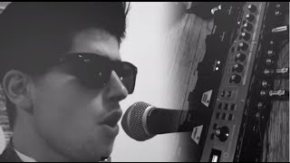 """Uptown Funk"" - Live Looping - Jacob McCaslin"