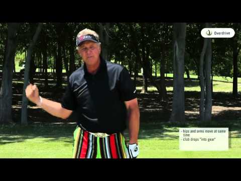 Put your Golf Swing into Overdrive with Bobby Wilson