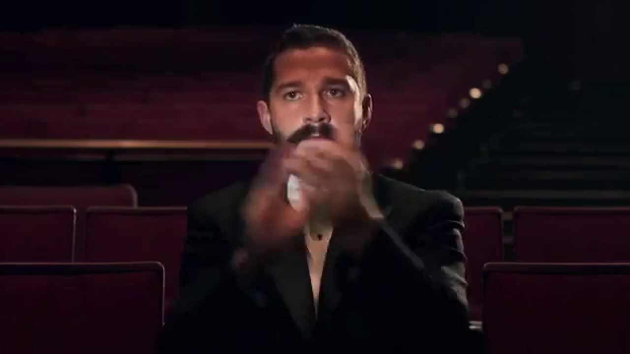 Shia LaBeouf est un Cannibale Live Rob Cantor French ...