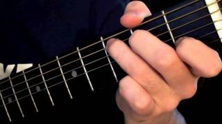 How To Play Forget You On Guitar ***EASY with TAB***