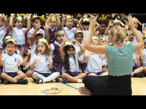 Noor El Sawy Foundation Stage Graduation - Gems Royal Dubai School video