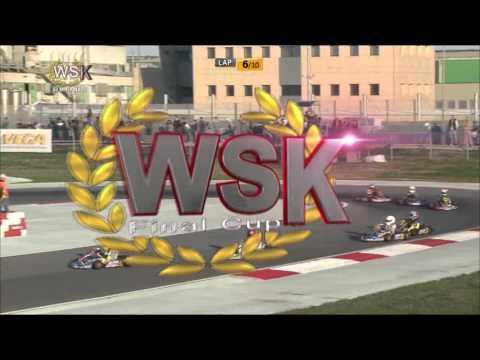 WSK FINAL CUP 2015 MINI FINAL