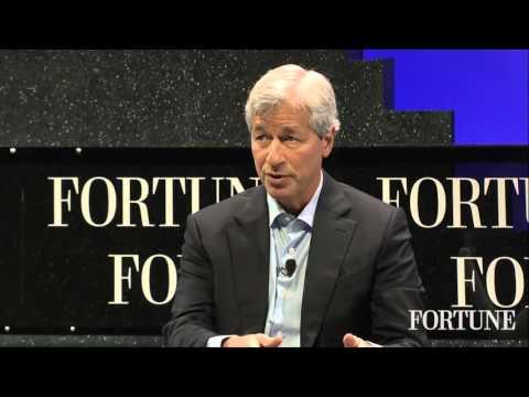 JP Morgan CEO on the Decade Ahead