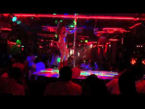 table dance merida