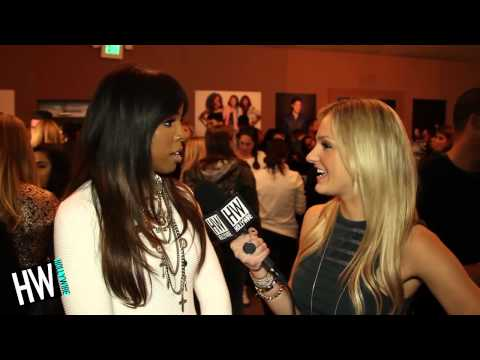 Kelly Rowland Talks Reuniting With Little Mix! (X FACTOR USA)
