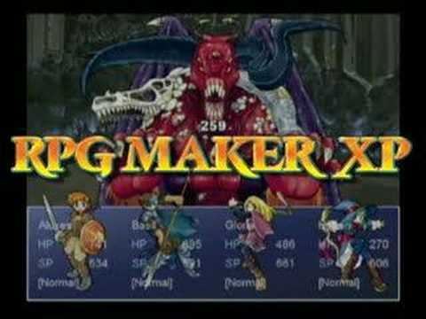 RPG MAKER XP demo