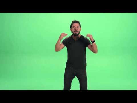 """Шиа ЛаБеф """"Просто сделай это"""" Мотивационная речи (Original Video) MotivaShian Джошуа Паркера"""