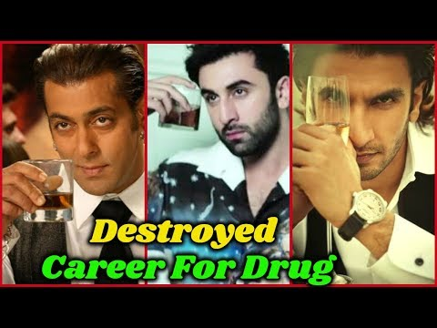 10 Stars Who Ruined Their Career for Drug and Alcohol in Bollywood