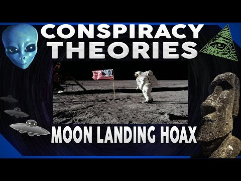 moon landing hoax conspiracy The moon-landing hoax trope as used in popular culture the apollo 11 moon landing in 1969 is one historical event that conspiracy theorists love to.