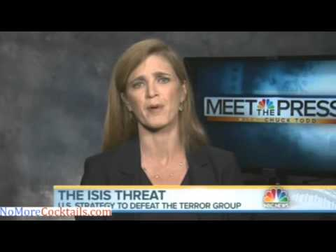 Chuck Todd to Samantha Power: Do the Syrian Rebels know we are training them to fight ISIS?