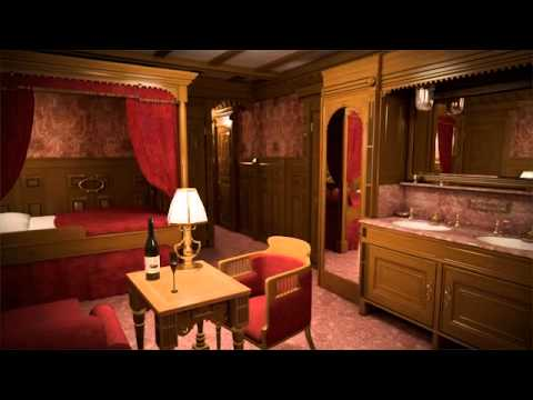 Titanic ii first class cabin youtube Who was on the titanic in first class