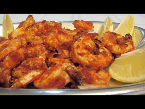 Horseradish Shrimp -- Lynn's Recipes