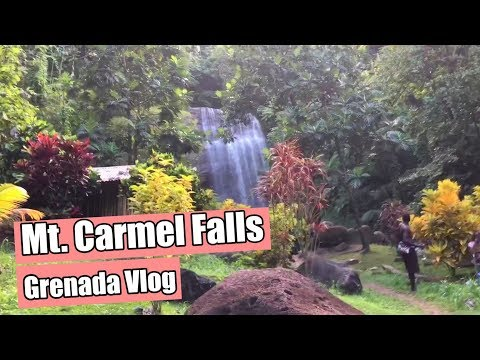 Mt. Camel Falls | Another Grenada Waterfall Vlog