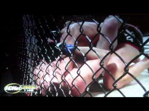 Rd3 NICK NEWELL vs CHRIS COGGINS - XFC 17 APOCALYPSE