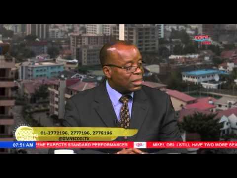 GOOD MORNING NIGERIA SHOW - The Naira Ft. Dr. Boniface Chizea | Cool TV