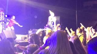 "Download Lagu Flo Rida ""Cake"" live in Wichita 3/30/17 at Channel 96.3 Spring Break Gratis STAFABAND"
