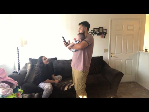 I DON'T WANT TO KISS YOU PRANK ON WIFE *GETS EMOTIONAL*