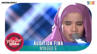 Download Lagu #MentorMilenia2017 | Minggu 6 | Audition Fina Gratis STAFABAND