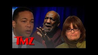 Rude Skin Flute Player Don Lemmon Asks jewess Tarshis Why She Didn't Bite Cosby