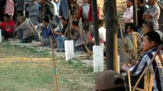 Khasi Traditional Iasiat (Archery) Stakes Event
