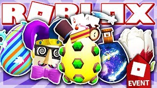 HOW TO GET ALL EGGS IN WONDERLAND GROVE!! *Tutorial!* (ROBLOX Egg Hunt 2018 Event)
