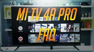 Xiaomi Mi TV 4A/4C Pro FAQ: Display, Build, APKs, HDR and More