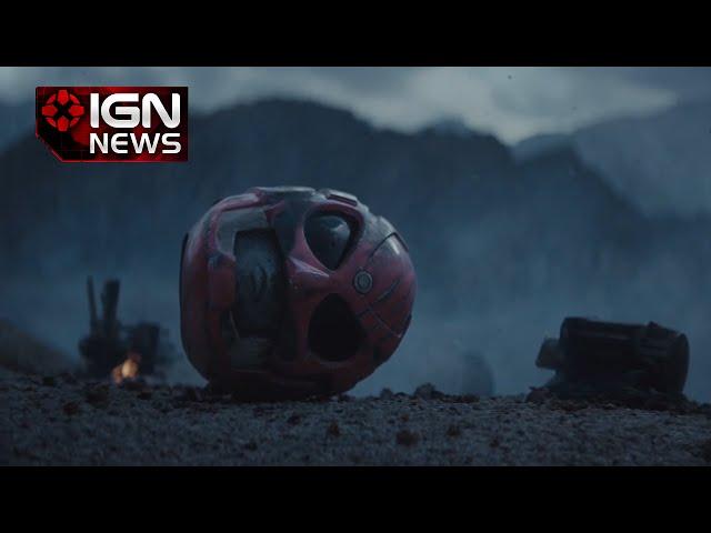Power Rangers Fan Movie Pulled - IGN News