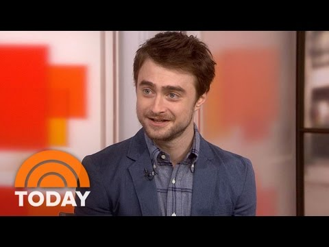 Daniel Radcliffe On 'Now You See Me 2': I'm 'Fulfilled' By Playing Bad Guy | TODAY