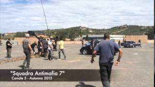 Sul set di Squadra Antimafia 7, come nasce una scena TVZoom.it