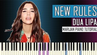 download lagu How To Play: Dua Lipa - New Rules  gratis