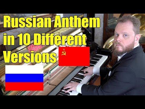 Russian Anthem in 10 Different Versions Vídeos de zueiras e brincadeiras: zuera, video clips, brincadeiras, pegadinhas, lançamentos, vídeos, sustos