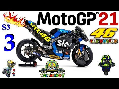 🔴MotoGP 21 Aufstieg in die MotoGP 🏍️Karriere🚥🏁S3#03🏆 Deutsch