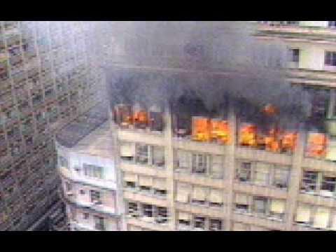 Incêndio no edifício Andorinha (1986)