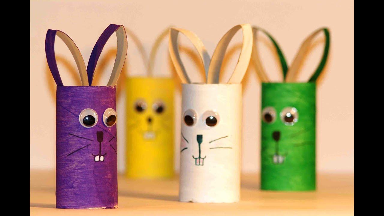 Игрушки из бумаги для детей 5 6 лет своими руками
