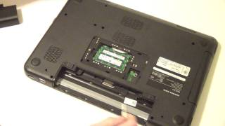 How to Install Memory (RAM) in a Laptop / Notebook Dell 15R 14R N5010 Inspiron Latitude N5110