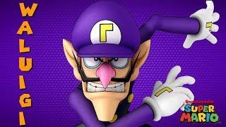 ¿Quién es Waluigi? - Enciclopedia Super Mario Bros.