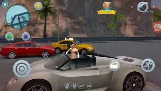 gangstar vegas EP3 บัคประชาชนขับรถให้