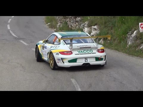 50° Rallye Antibes côte d'azur 2015 pure sound HD