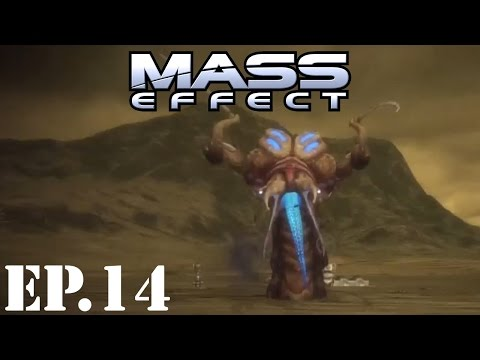 Mass Effect - Part 14: Thresher Maw - Walkthrough / Let's Play