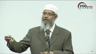 Dr Zakir Naik latest speech 2017