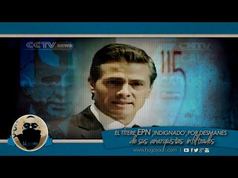 EPN muy indignado, Más millones para 'Seguridad',  y Televisa distrae con estupideces