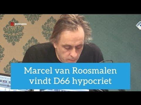 Marcel van Roosmalen over de hypocrisie van D66 | NPO Radio 1