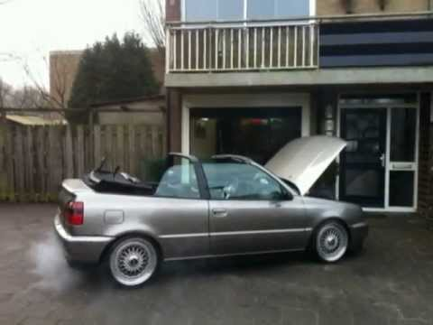 vw golf 3 cabrio g60 project youtube. Black Bedroom Furniture Sets. Home Design Ideas