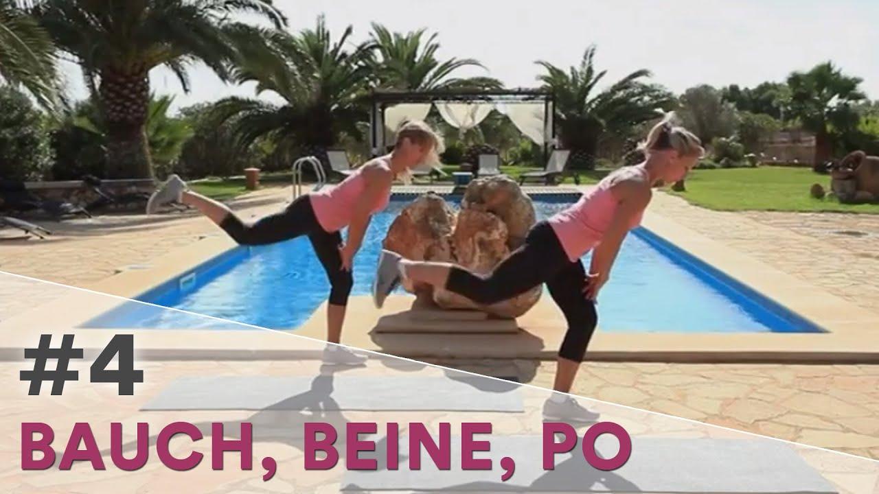 60min bauch beine po workout mit ilka bbp fitness 4 youtube. Black Bedroom Furniture Sets. Home Design Ideas
