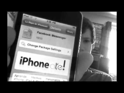 How to get facebook messenger for ipod 1g. 2g. 3g. and 4g ios 4.2.1