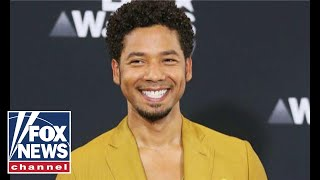 Jussie Smollett charged with felony for faking assault