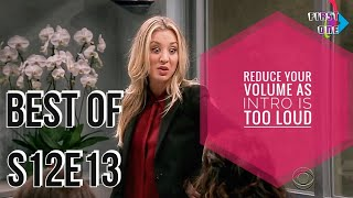 The Big Bang theory s12e13 Best and funniest moments