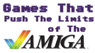 Amiga Games That Push The Limits - Part 1: 2D