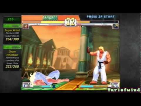 Street Fighter III Third Strike Online Edition Review (360 / PS3)
